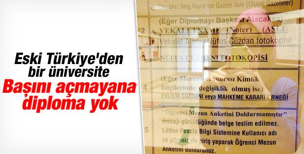 Pamukkale Üniversitesi'nde başörtülülere ayrımcılık