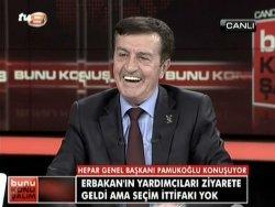Pamukoğlu BDP ile ittifak yapar mı - Video izle