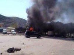 Cilvegözü Sınır Kapısı yakınında patlama