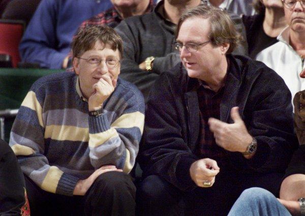 Microsoftun kurucularından Paul Allen öldü