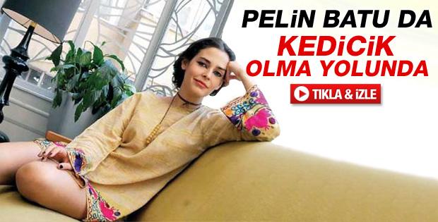 Pelin Batu Adnan Oktar'ın kanalına çıktı