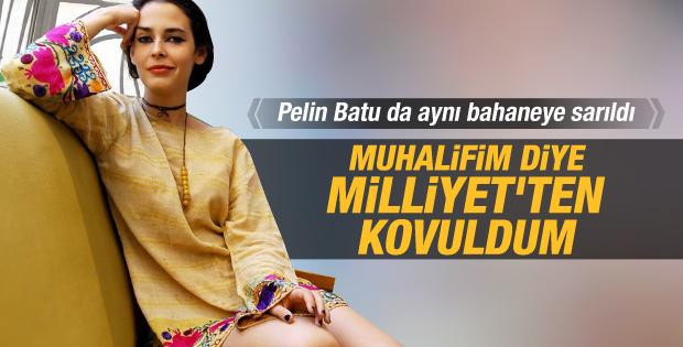 Pelin Batu Milliyet'ten kovulma sürecini anlattı