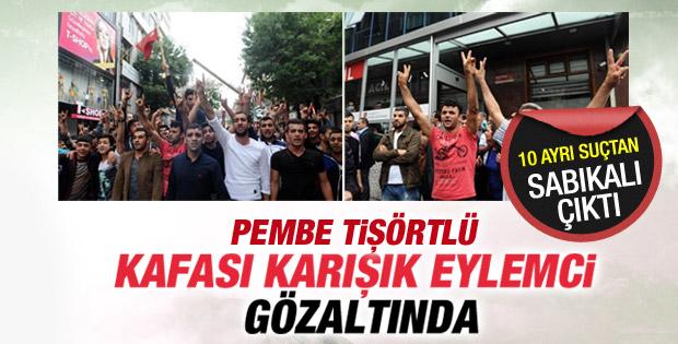 Gaziosmanpaşa'da çekilen bir fotoğraf kafaları karıştırdı İZLE