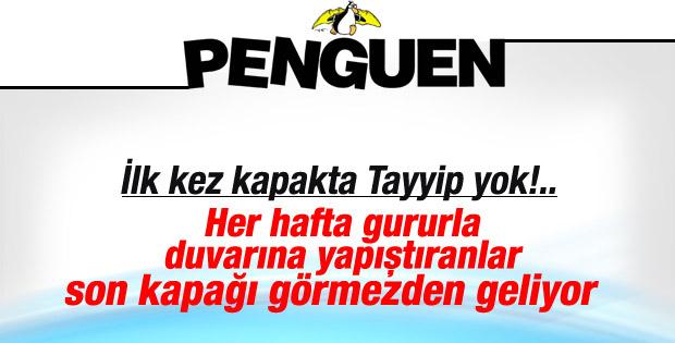 Penguen'den Kılıçdaroğlu-Bahçeli kapağı