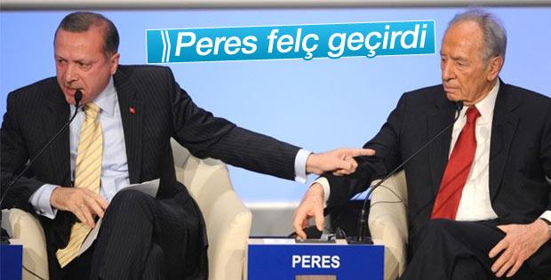 Eski İsrail Cumhurbaşkanı Şimon Peres felç geçirdi