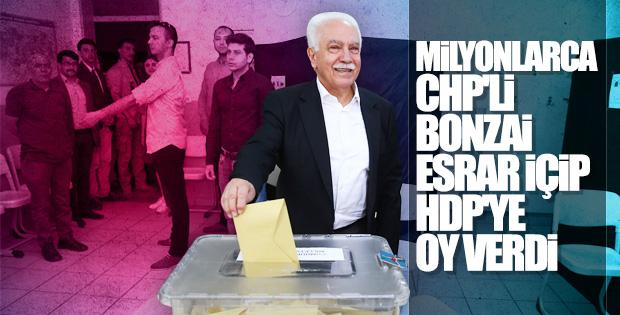 Perinçek CHP oylarını analiz etti