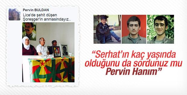 Pervin Buldan'ın şehit dediği PKK'lı 16 yaşında çıktı