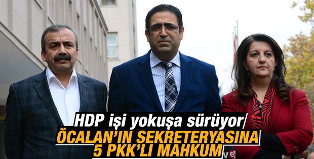 HDP'li Pervin Buldan'dan İmralı açıklaması