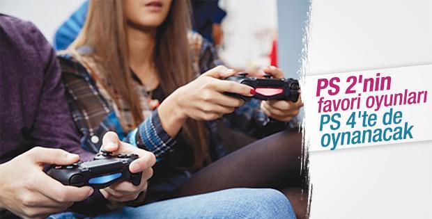 PS 2'nin favori oyunları PS 4'te de oynanacak