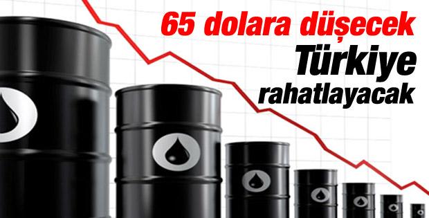 Piyasalarda petrol kayıpları Türkiye'ye yarayacak