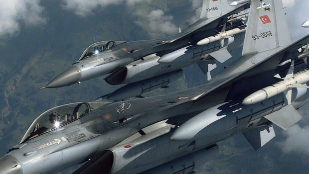 TSK: 74 subay pilotun istifaları kabul edilecek