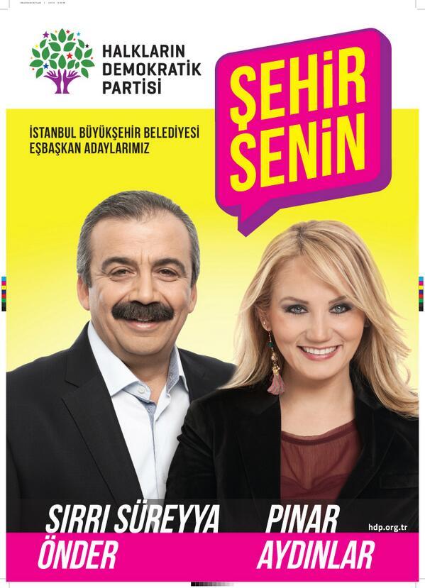 Sırrı Süreyya'nın koltuğu paylaşacağı isim Pınar Aydınlar - izle