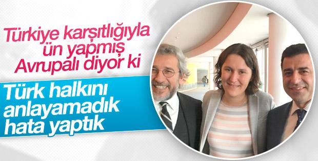 Kat Piri'den Türkiye itirafı