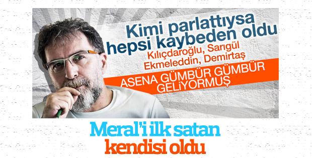 Ahmet Hakan'ın Meral Akşener öngörüsü tutmadı