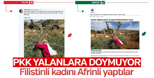 HDP'li kaçak vekil de Afrin yalanlarına destek veriyor