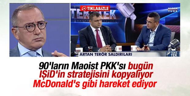 PKK, IŞİD'in saha stratejisini kopyalıyor