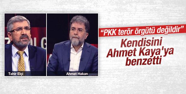 PKK güzellemesi yapan Tahir Elçi tepkilere ateş püskürdü