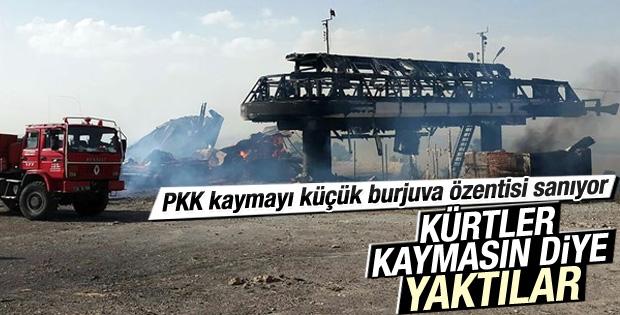 PKK'lılar Sarıkamış Kayak Merkezi'ne saldırdı