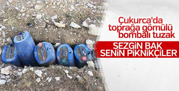 Hakkari'de PKK'nın hain tuzağı