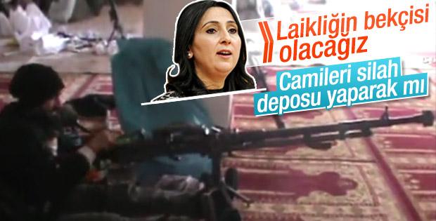 PKK'lıların kamera kayıtları ele geçirildi
