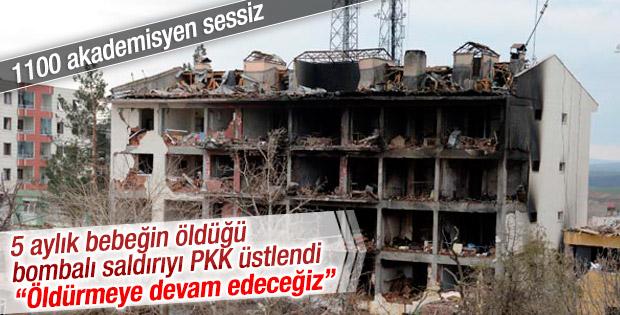 PKK Çınar'daki saldırıyı üstlendi: Devam edeceğiz