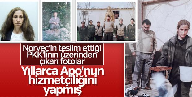 Norveç'in teslim ettiği PKK'lının üzerinden çıkanlar
