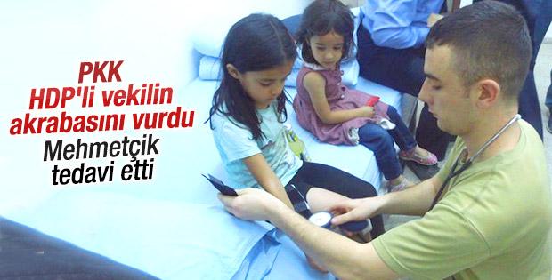 PKK saldırısında Pervin Buldan'ın akrabası yaralandı