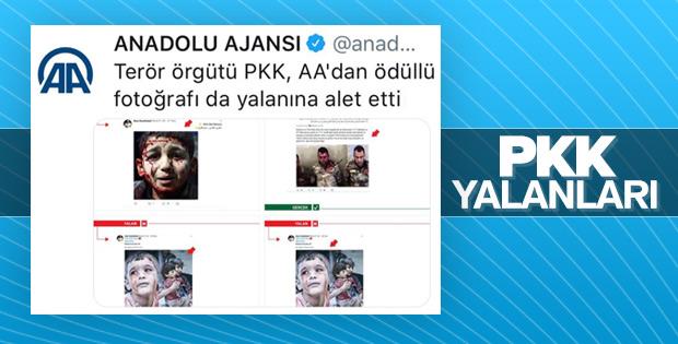 PKK'nın sosyal medya yalanları bir bir deşifre oluyor