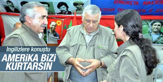 PKK ABD ile gizlice görüşüyor