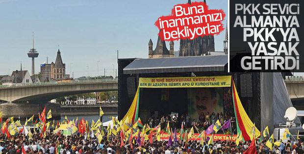 Almanya Öcalan ve PKK sembollerini yasakladı