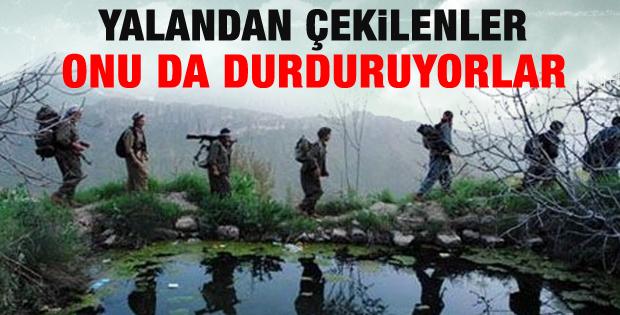 PKK'lı Cemil Bayık: Çekilmeyi durduruyoruz