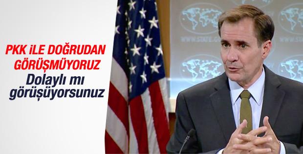 PKK ABD ile gizlice görüşüyor mu