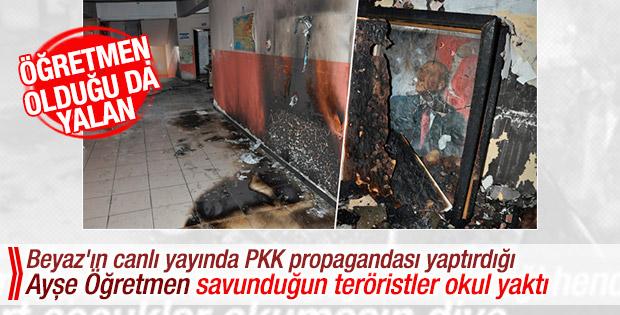 Polise askere tepki gösterenler PKK'ya sessiz
