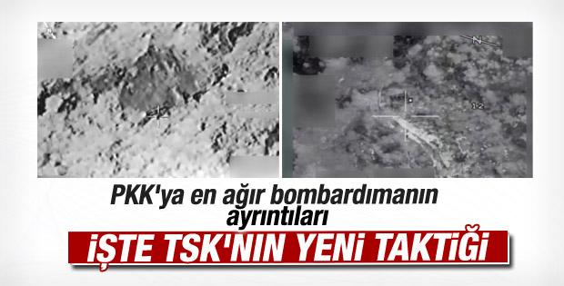 PKK'ya en ağır bombardıman ne anlama geliyor