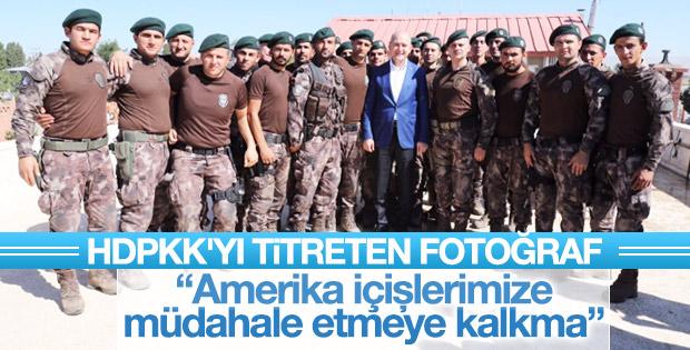 Süleyman Soylu Muş'ta