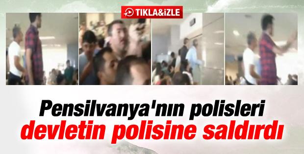 Gözaltındaki 8 polis tutuklandı