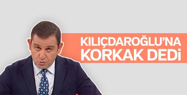 Fatih Portakal'a göre Kemal Kılıçdaroğlu cesur değil
