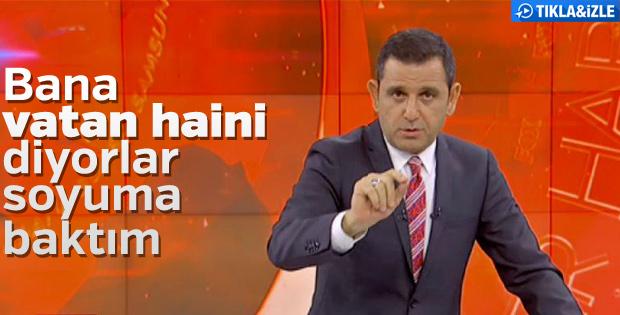 Fatih Portakal: e-Devlet'ten baktım Yörüğüm