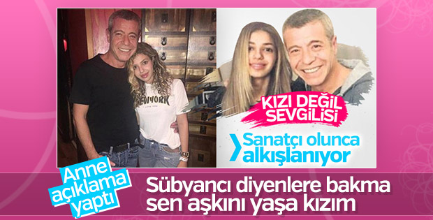 Lidya Özdemiroğlu'na annesinden destek