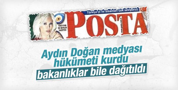 Posta Gazetesi'ne göre AK Parti ile MHP anlaştı
