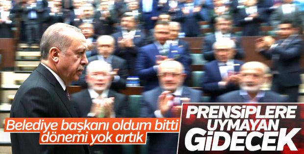 AK Parti'de seçim manifestosunu Erdoğan açıklayacak