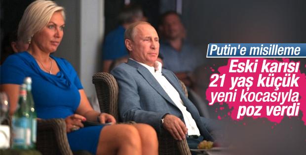 Vladimir Putin'in eski eşi evlendi