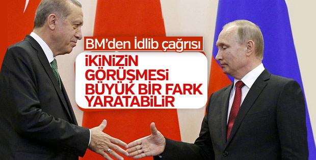 Mistura'dan Erdoğan ve Putin'e çağrı: İdlib için görüşün