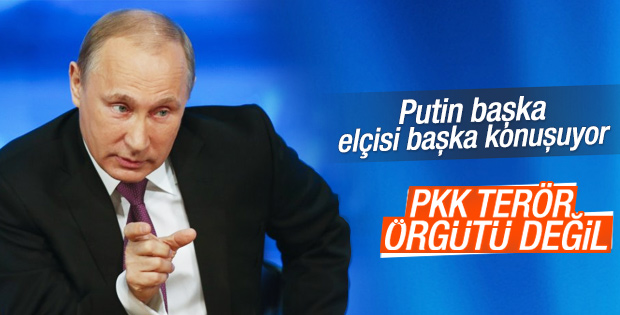 Rusya'nın Ankara Büyükelçisi: PKK terör örgütü değil
