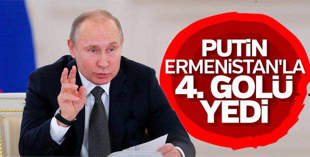 Rusya Ermenistan'da da kaybetti