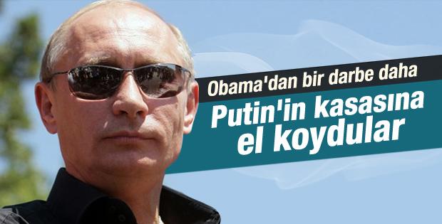 Amerika'dan Putin'in kasasına büyük darbe