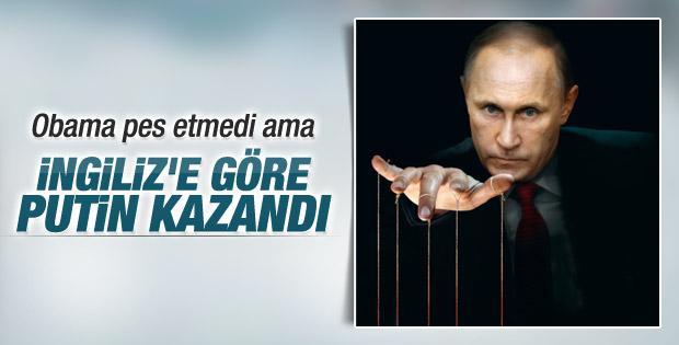 The Economist'ten Putin kapağı