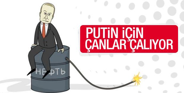 Fitch'ten Putin'e kötü haber