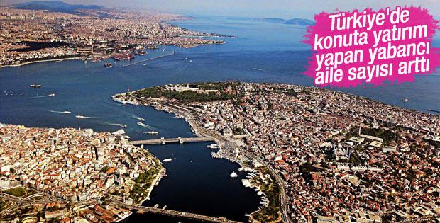 Türkiye'de konuta yatırım yapan yabancı sayısı arttı