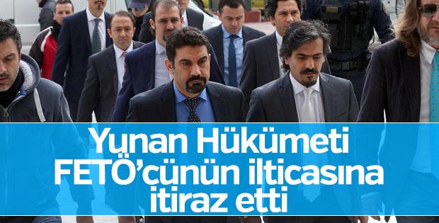 Yunan hükümeti FETÖ'cü kararına itiraz etti